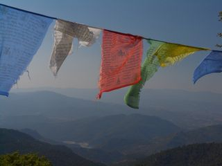 Banderas de oraciones